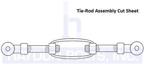 Tie Rod Assemblies