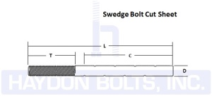 Swedge Bolts